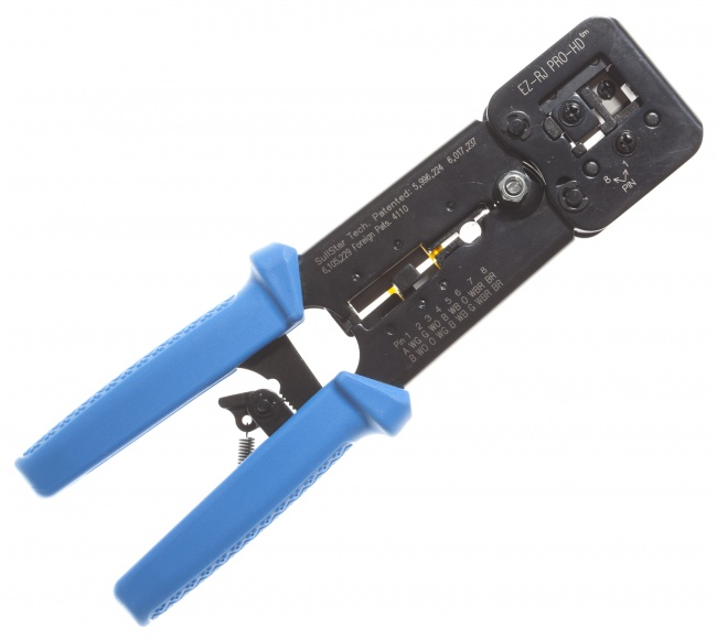 EZ-RJPRO™ HD Crimp Tool