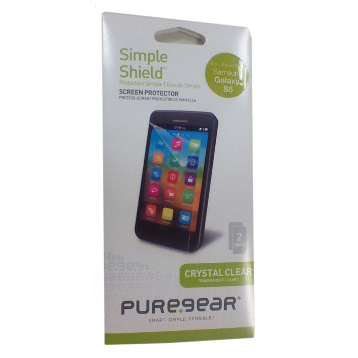 Puregear 60614PG Simple Shield GS5