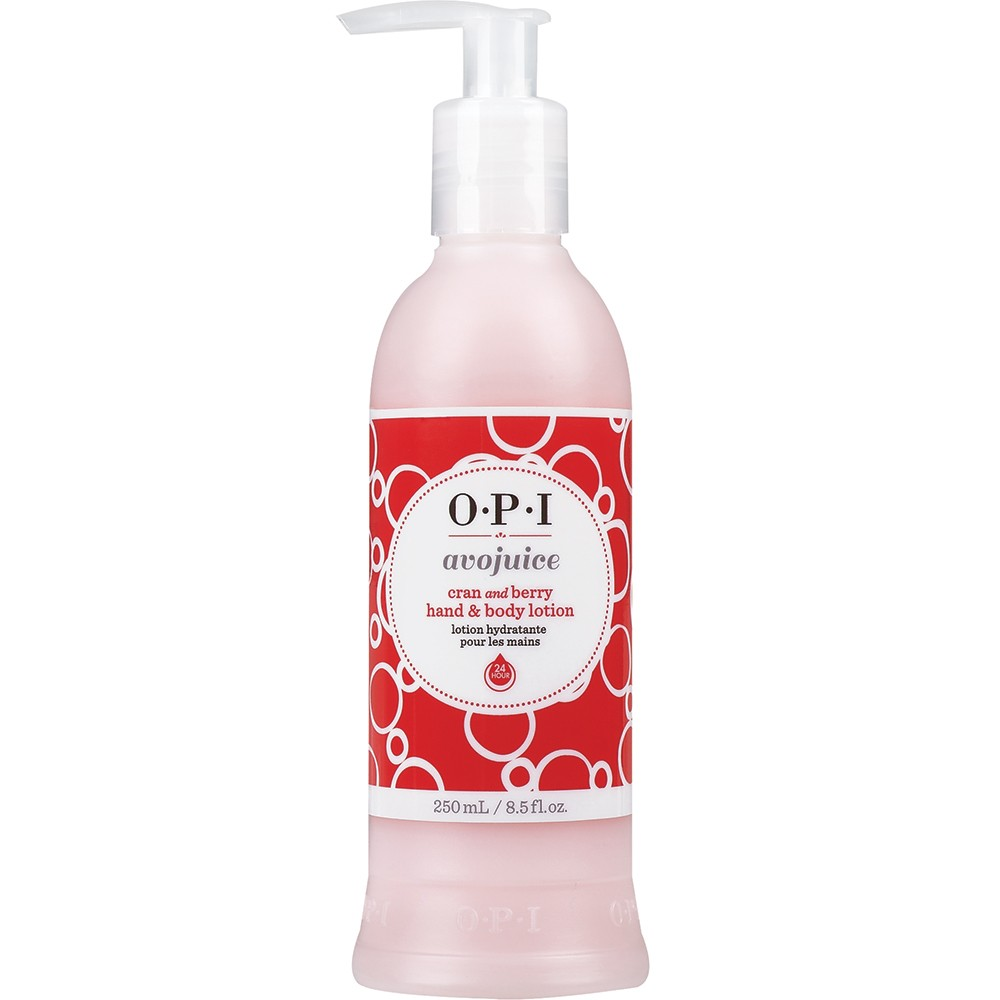 OPI Avojuice Cran and Berry Hand&Body Lotion 8.5oz/250ml