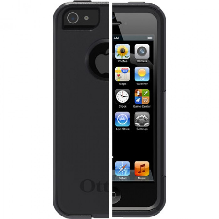 Otterbox 7721912 Commuter iPhone 5/5S Black