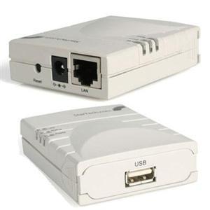 1-port USB2 Print Server