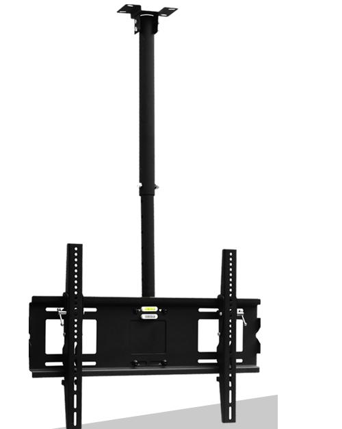"Ceiling TV Mount Bracket 37"" - 84"", Extendable Height"