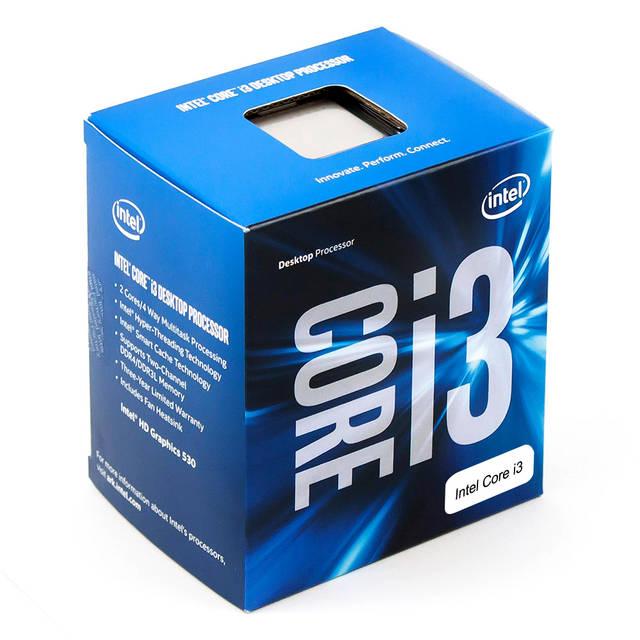 Intel Core i3 Processor i3-7100