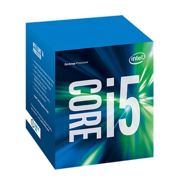 Intel Core i5 Processor i5-7500