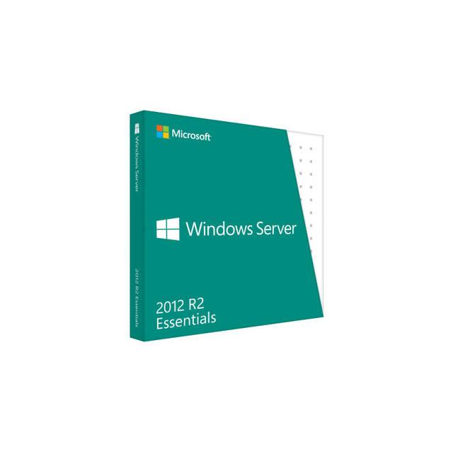 Windows Server 2012 R2 Essentials Operating System 64-bit English