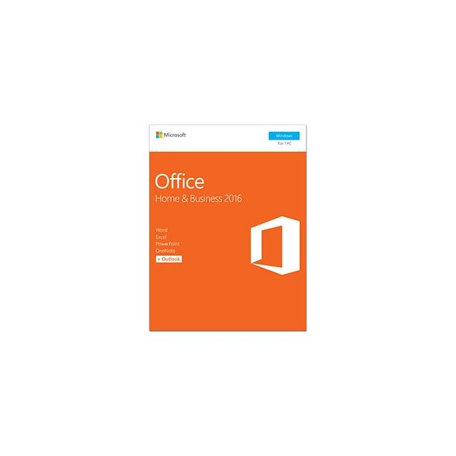 Microsoft Office Home and Business 2016, PKC, No Media