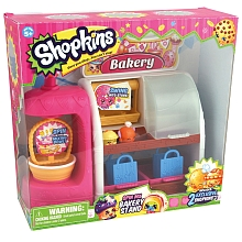 Shopkins Spin Mix Bakery Stand