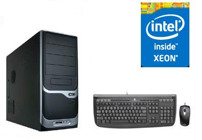 Xeon E3-1245V3/16GB ECC/2x1TB/DVDRW/No OS