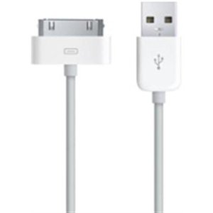 4ft USB Sync & Charger Cable for iPod, iPhone & iPad/2/3