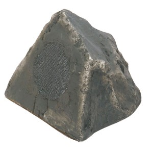"TIC 5.25"", Outdoor Rock Speakers (Slate)"