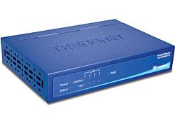 4-Port Firewall Router