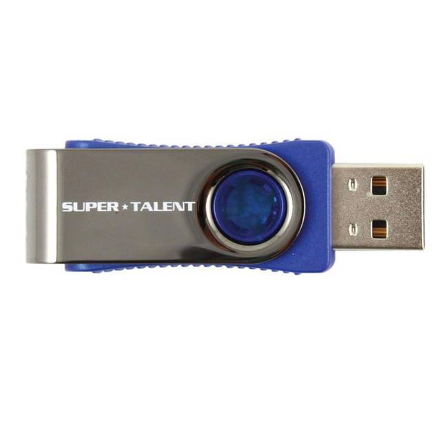 64GB USB3.0 Flash Drive by SuperTalent