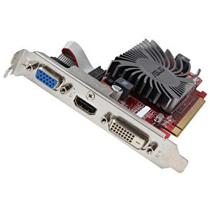 ASUS HD6450SL-2GD3, Radeon™ HD 6450, 2GB GDDR3 Retail